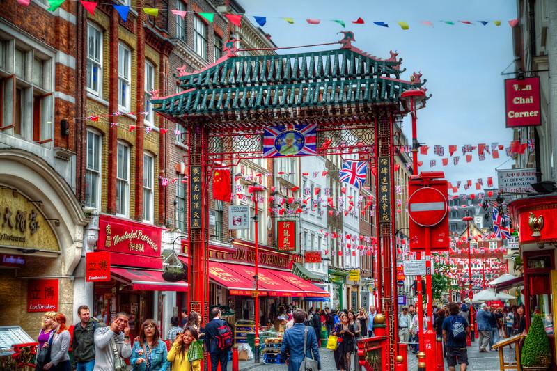 Cheap Food Chinatown London